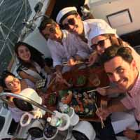Birthday Celebrations - Water Music Private Yacht Charters
