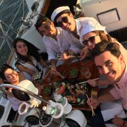 Book A Sail - Water Music Private Yacht Charters