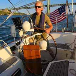 Captain Ed - Water Music Private Yacht Charters