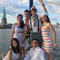 Family, Friend, Co-Worker Get-Together - Water Music Private Yacht Charters